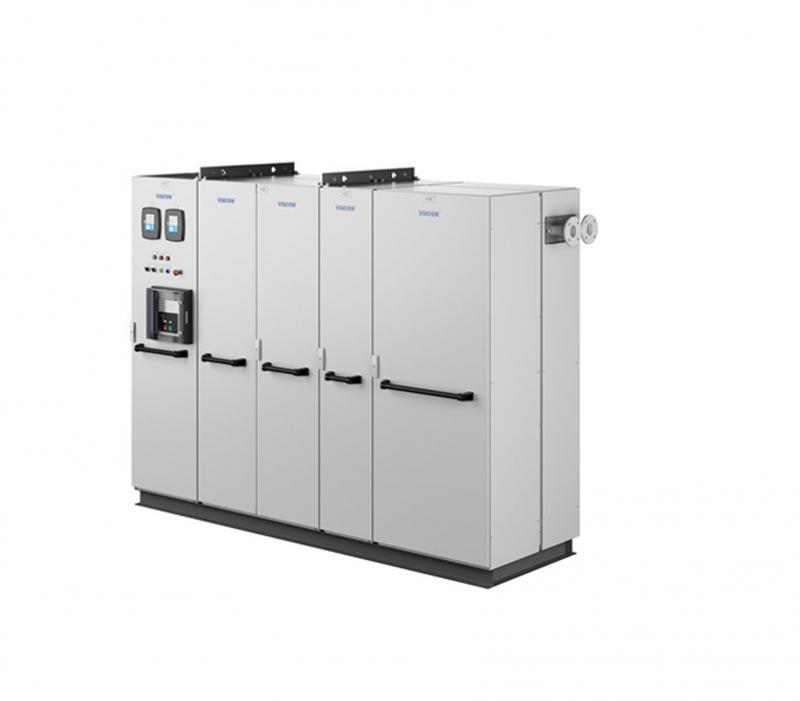 VACON NXP Liquid Cooled Enclosed Drive